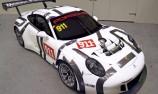 Walkinshaw reveals Porsche GT3 livery