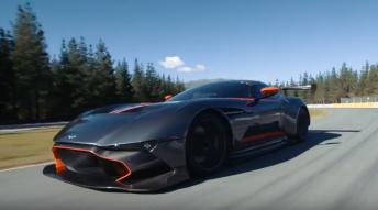 Quinn's Vulcan on track at Highlands