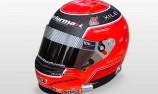 Holdsworth debuts new helmet in NZ