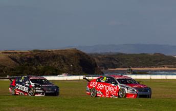 Kelly Racing has run four Altimas since 2013