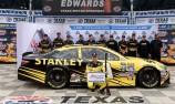 Edwards takes Texas pole
