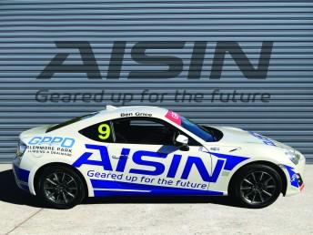 AISIN 86 PR2