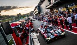 Audi springs surprise at Spa 6 Hours