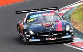 Erebus Motorsport last ran its SLS GT3 at the Bathurst 12 Hour