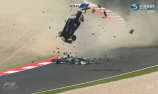Drivers hospitalised after horror F3 shunt