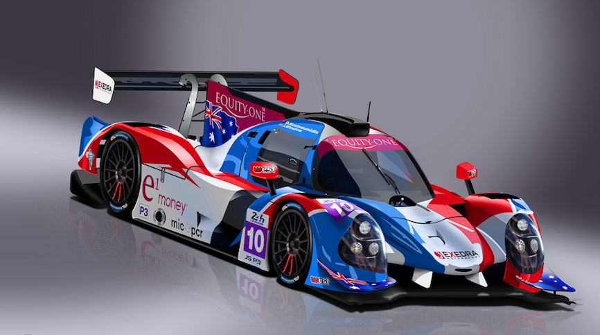 Aussie lands Le Mans Ligier LMP3 drive - Speedcafe