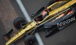 Hinchcliffe tops provisional Indy 500 qualifying