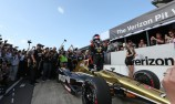 James Hinchcliffe scores emotional Indy 500 pole