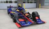 Brabham's Pirtek Team Murray IndyCar breaks cover