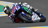 Record breaking Lorenzo claims Le Mans pole