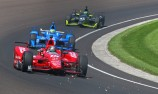 Tony Kanaan claims fastest lap on Carb Day