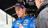 Matt Brabham readies for Indy 500 rookie test