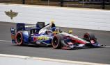 Matt Brabham produces stout IndyCar initiation