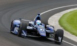 Newgarden tops post qualy Indy 500 practice