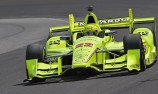 Simon Pagenaud soars to pole at Indianapolis