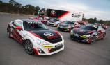 Toyota 86 Series announces bumper 35-car grid