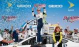 Keselowski wins crash fest at Talladega