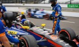 Brabham Indy 500 bid unhindered by wash out