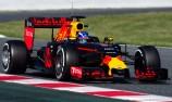 Verstappen ends Barcelona test on top