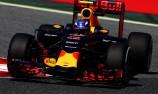 Verstappen pleased after maiden Red Bull run