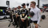 Newgarden sustains fractured collarbone, hand
