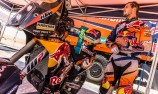 VIDEO: Castrol EDGE Talking Tech - Dakar Bike