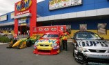 Major damages claim against V8 Supercars