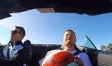 VIDEO: 220km/h basketball shot