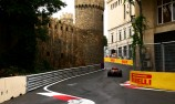 Changes made to Baku street circuit