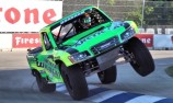 Matt Brabham claims Super Trucks win in Detroit