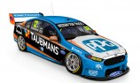 Fresh look for Coulthard at Hidden Valley