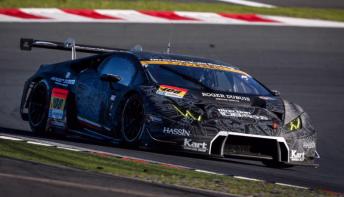 Lester will pilot a SuperGT Lamborghini Huracan GT3 at Suzuka