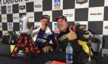 Brabham dedicates Trucks win to Matt Mingay