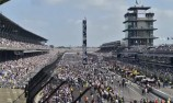 VIDEO:  Indy 500 in time-lapse