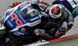 Yamaha riders concerned by track changes