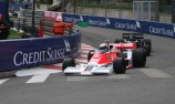 Historic F1 cars in Taupo 2017 visit