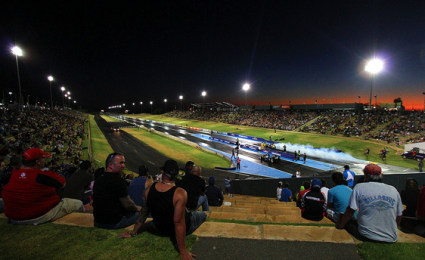 New interim management at Perth Motorplex