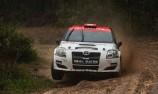 Bates leads Australian Rally Championship