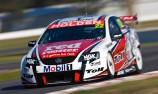 Will Davison: Happy in his new Holden