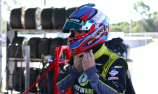 Holdsworth clocks 'valuable' laps with Red Bull