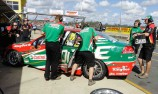 Whincup drives Murphy's Castrol Holden