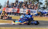 Queenslander stars in Aus karting Champs