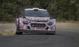 Citroen debuts its 2017 WRC effort on bitumen
