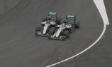 Hamilton against Mercedes team order threat