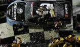 Keselowski scores Penske's 100th NASCAR win