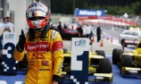 Evans scores victory in chaotic GP2 encounter