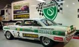 Richards to race TCM title winning Falcon