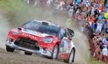 Meeke wins Rally Finland