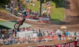 Chad Reed unhurt after scary crash
