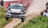 Ott Tanak heads Rally Poland
